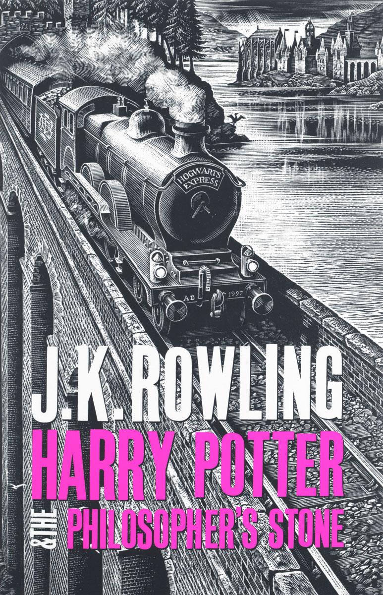 J. K. Rowling. Harry Potter & the Philosopher's Stone