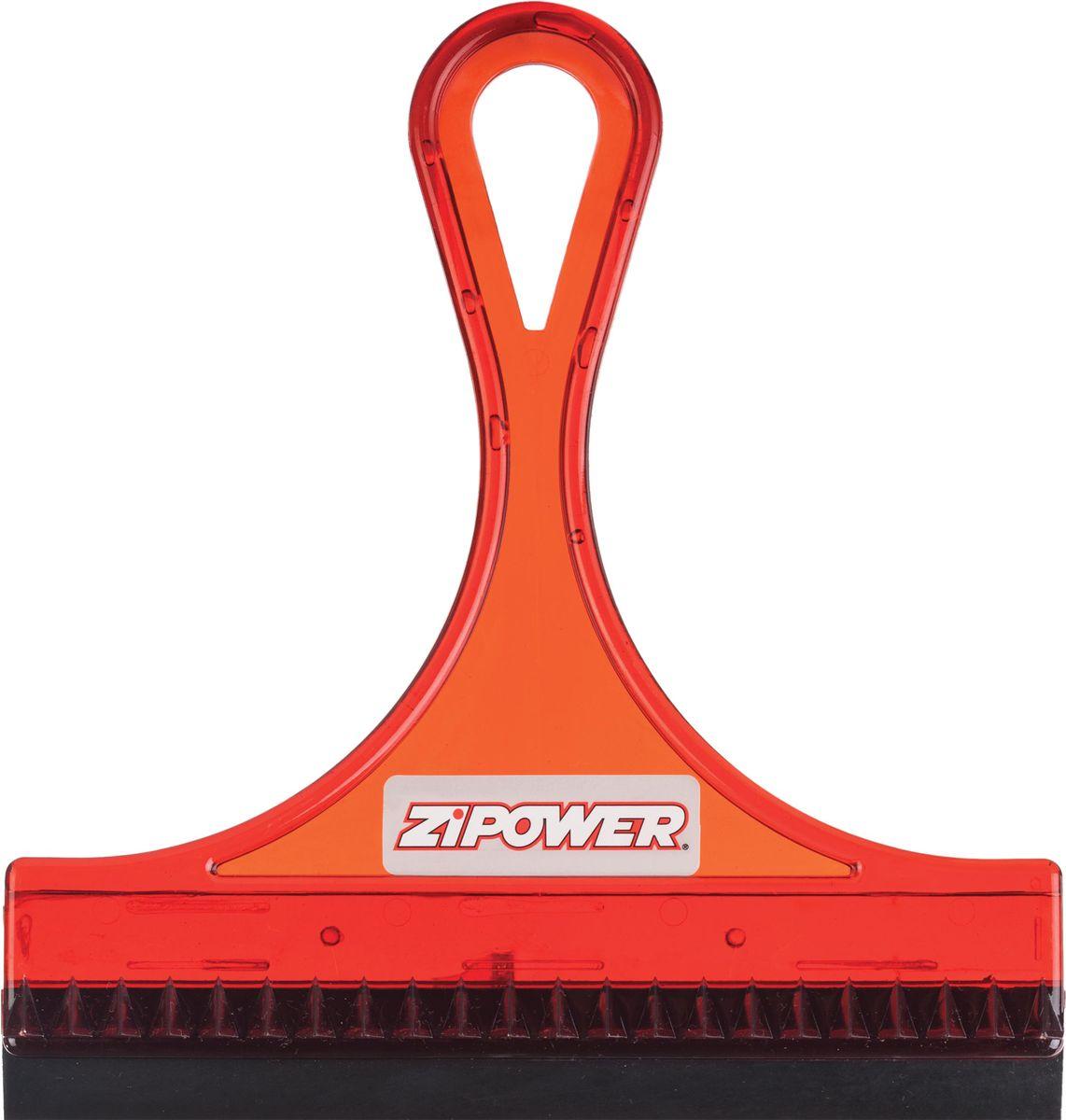 Скребок для удаления воды Zipower, резиновый, ширина 15,5 см98293777Скребок для удаления воды Zipower позволяет быстро удалить воду со стекол изеркал автомобиля. Угол наклона ручки относительно рабочей поверхностискребка минимизирует прикладываемое усилие. Рабочая часть изготовлена извысококачественного материала, что позволяет эффективно удалять воду состекол и зеркал на протяжении длительного срока эксплуатации.Аксессуар снабжен удобной ручкой с отверстием для подвешивания. Модель изготовлена из современных материалов, отвечающих всем европейскимстандартам качества. Ширина щетки: 1,5 см. Длина щетки: 17 см.