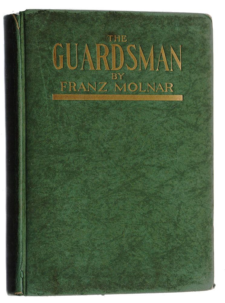 Molnar F. The Guardsman телефон в симферополе поселок гвардейский