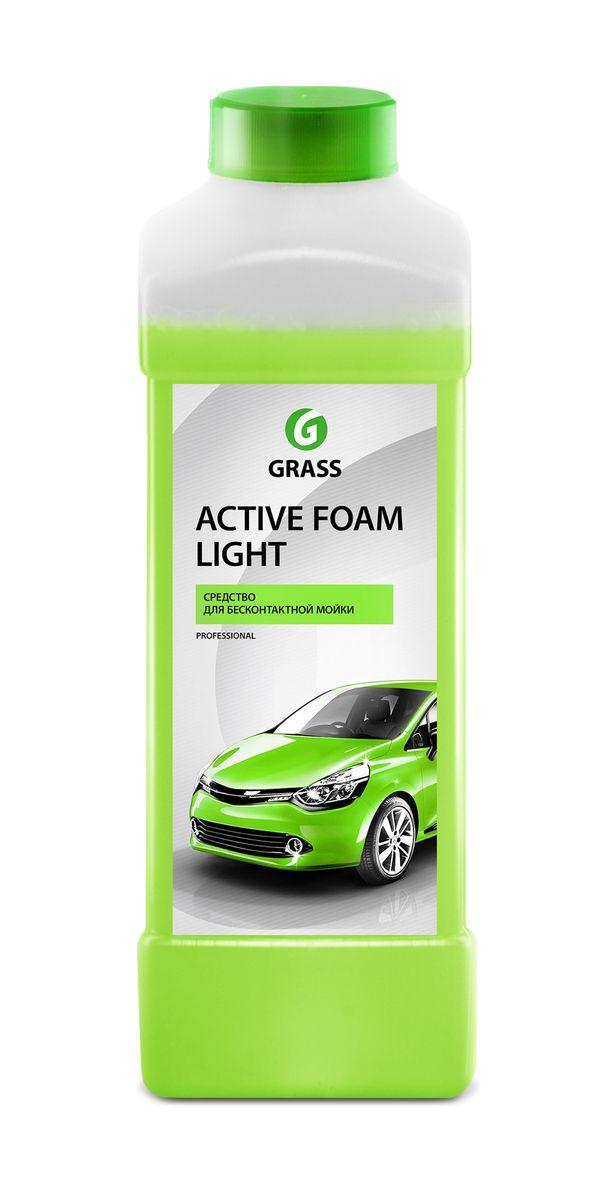 Активная пена Grass Active Foam Light, 1 л1004900000360Активная пена Grass Active Foam Light - это концентрированное слабощелочноесредство для бесконтактной мойки автотранспорта. Без труда удаляет дорожнуюпыль, грязь, масло, следы от насекомых. Легко смывается с поверхности, непричиняя вреда покрытиям из сплавов цветных металлов. Идеально подходит длямойки автомобиля в летний период. Содержит антикоррозионные добавки.Перед нанесением средство необходимо разбавить с водой из расчета 1:20-1:50(20-50 г/л) для пеногенератора или 1:1-1:2 (300-500 г) в пенокомплект (1 л).Товар сертифицирован.