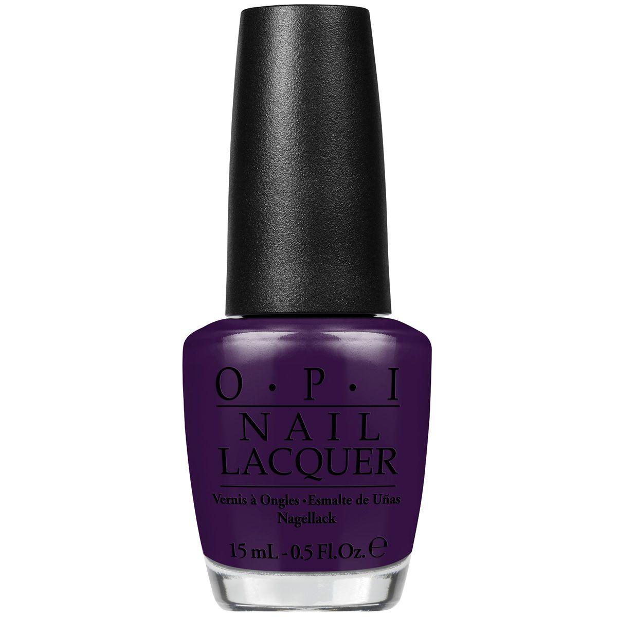 OPI Лак для ногтей A Grape Affair, 15 млперфорационные unisexЛак для ногтей OPI быстросохнущий, содержит натуральный шелк и аминокислоты. Увлажняет и ухаживает за ногтями. Форма флакона, колпачка и кисти специально разработаны для удобного использования и запатентованы.