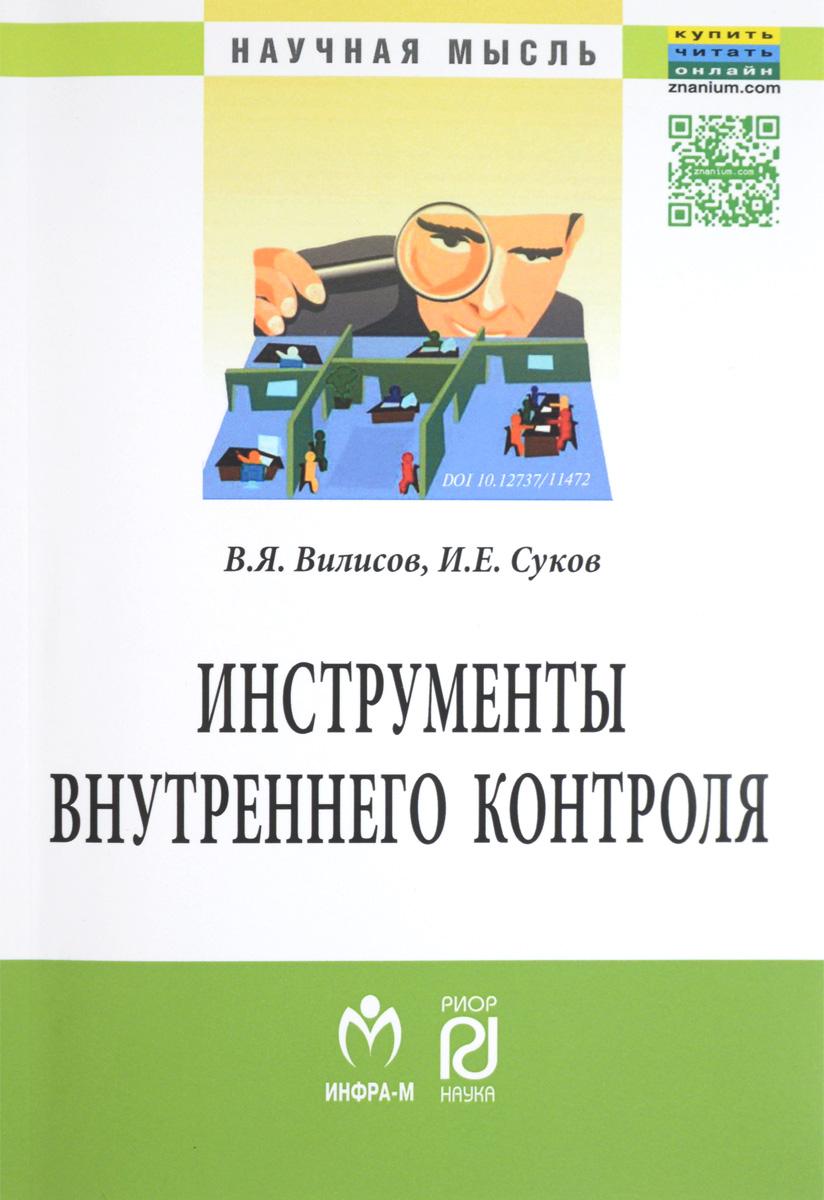 В. Я. Вилисов, И. Е. Суков. Инструменты внутреннего контроля. Учебное пособие