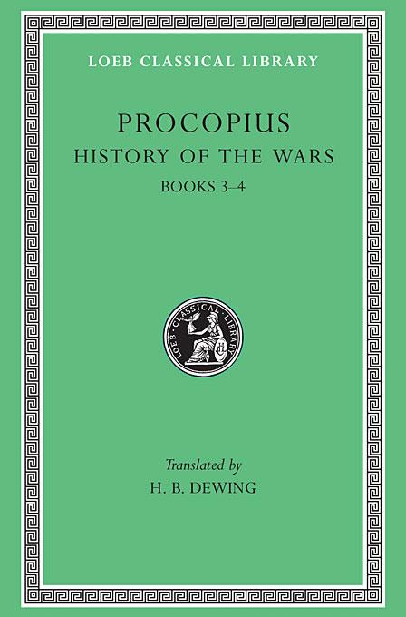 The Vandalic War – Books 3 & 4 L081 V 2 (Trans. Dewing) (Greek) daikin ftxk60as rxk60a