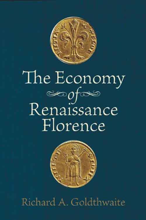 The Economy of Renaissance Florence настенная плитка monopole antique 10x20