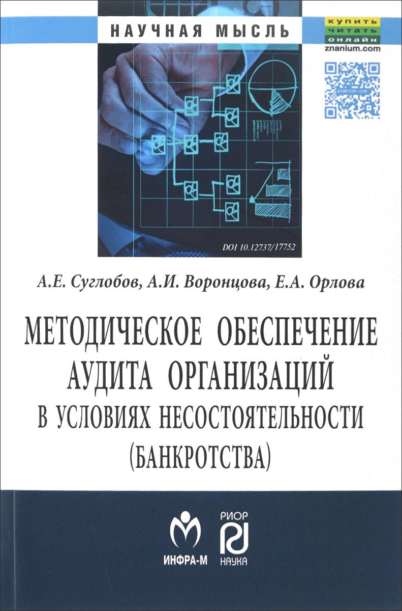 Методическое обеспечение аудита организаций в условиях несостоятельности (банкротства)