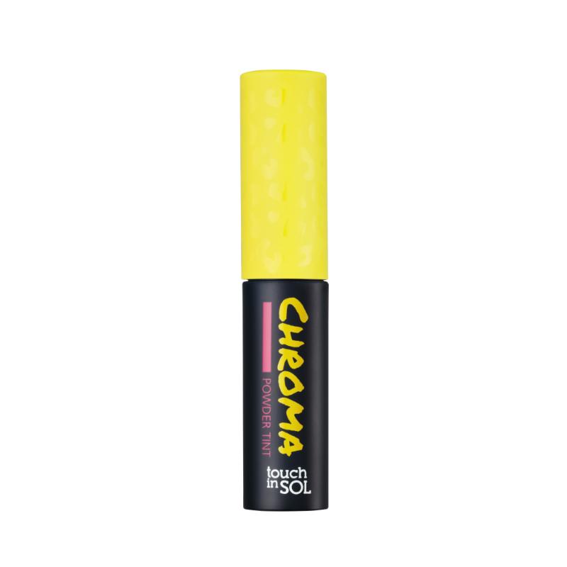 Touch in SOL Пудровый тинт для губ Chroma Powder, цвет: №8 Lydia, 2,5 гDB4010(DB4.510)_белоснежкаИнновационный пудровый тинт при контакте с кожей обеспечивает насыщенный стойкий матовый цвет. Легко наносится, имеет водостойкую формулу, а интенсивность цвета и дополнительное увлажнение достигается при помощи гидролизованного коллагена. В момент прикосновения меняет текстуру на водную Пудровые капсулы тинта, соприкасаясь с кожей, превращаются в воду, обеспечивая насыщенность и стойкость цвета, а также и увлажненность губ. Водостойкая формула на губах и щеках. Пудровый тинт универсален, 2 в 1 тинт и румяна. Средство наносится как на губы, так и на скулы. Насыщенность цвета регулируется при помощи аппликатора. Получить нужный вам оттенок теперь легко и просто, нанесите необходимое количество пигмента на губы.