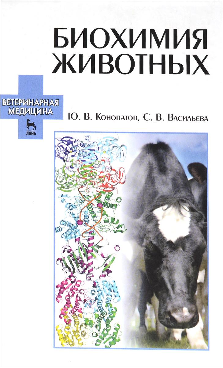 Биохимия животных. Учебное пособие