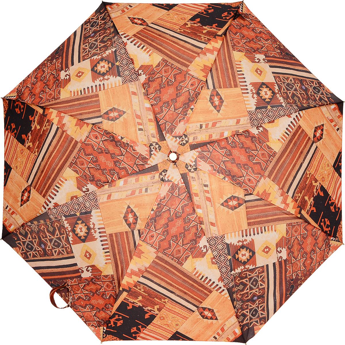 M&P 5867-2 Зонт полный автом. 3 сл. жен.8L035081M/35449/2900NЗонт испанского производителя Clima. В производстве зонтов используются современные материалы, что делает зонты легкими, но в то же время крепкими.Полный автомат, 3 сложения, 7 спиц, полиэстер.