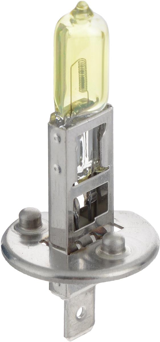Лампа автомобильная галогенная Nord YADA Rainbow, всепогодная, цоколь H1, 12V, 55W10503Лампа автомобильная галогенная Nord YADA Rainbow - этоэлектрическая галогенная лампа с вольфрамовой нитью дляавтомобилей и других моторных транспортных средств.Виброустойчива, надежна, имеет долгий срок службы.Галогенные лампы предназначены для использования в фарахближнего, дальнего и противотуманного света.Колба с радужным нанесением (мыльный пузырь)обеспечивает водителям комфортное освещение и управлениена дороге в любую погоду.