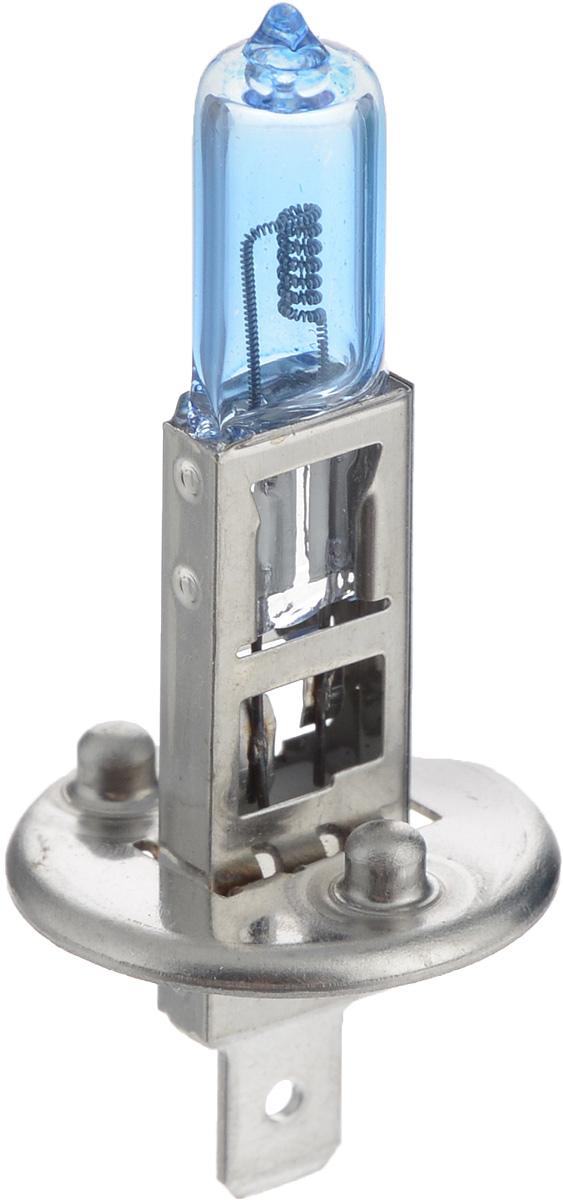 Лампа автомобильная галогенная Nord YADA Super White, цоколь H1, 24V, 100WS03301004Лампа автомобильная галогенная Nord YADA Super White - этоэлектрическая галогенная лампа с вольфрамовой нитью дляавтомобилей и других моторных транспортных средств.Виброустойчива, надежна, имеет долгий срок службы.Галогенные лампы предназначены для использования в фарахближнего и дальнего света.Лампа имеет голубое напыление на колбе, что дает болеебелый лунный свет. Данная характеристика помогает лучшеосвещать дорогу для водителей и делает автомобиль болеезаметным на трассах.