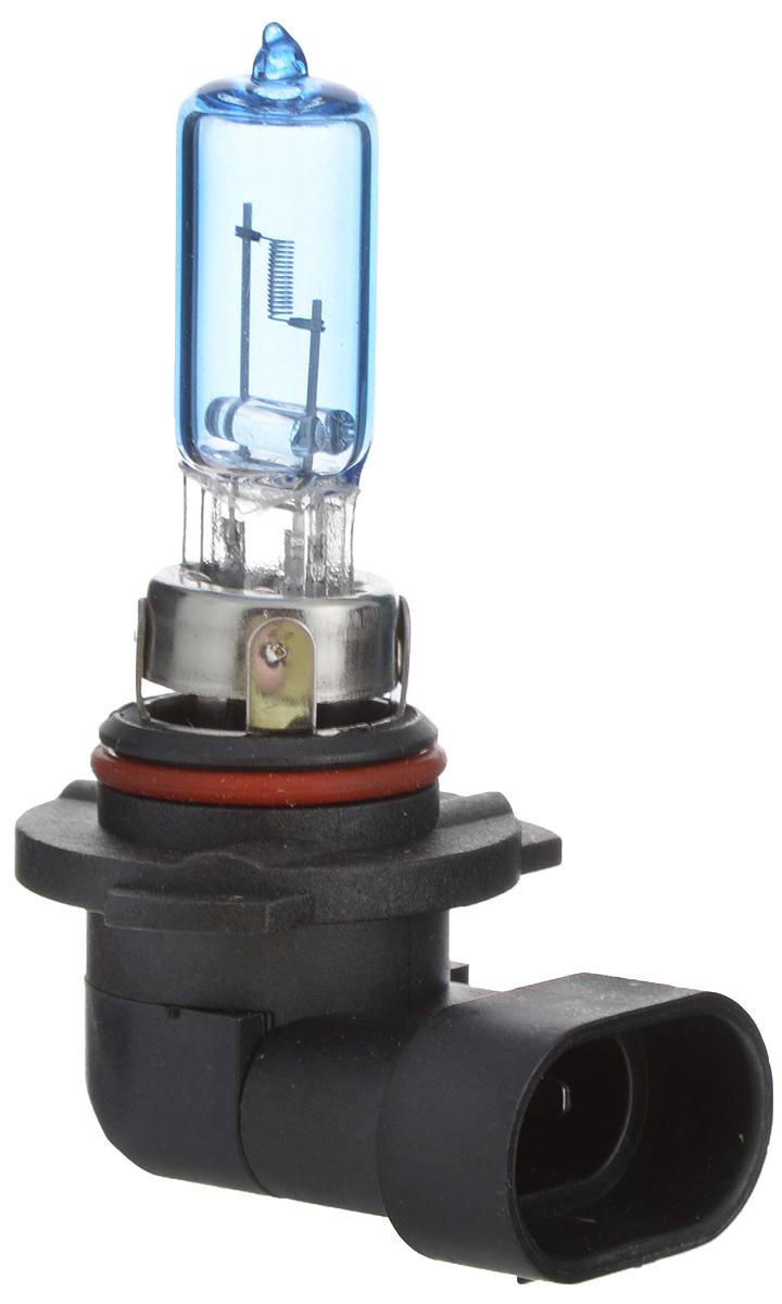 Лампа автомобильная галогенная Nord YADA Super White, цоколь HB3 (9005), 12V, 65WS03301004Лампа автомобильная галогенная Nord YADA Super White - это электрическая галогенная лампа с вольфрамовой нитью для автомобилей и других моторных транспортных средств. Виброустойчива, надежна, имеет долгий срок службы.Галогенные лампы предназначены для использования в фарах ближнего, дальнего и противотуманного света.Лампа имеет голубое напыление на колбе, что дает более белый лунный свет. Данная характеристика помогает лучше освещать дорогу для водителей и делает автомобиль более заметным на трассах.