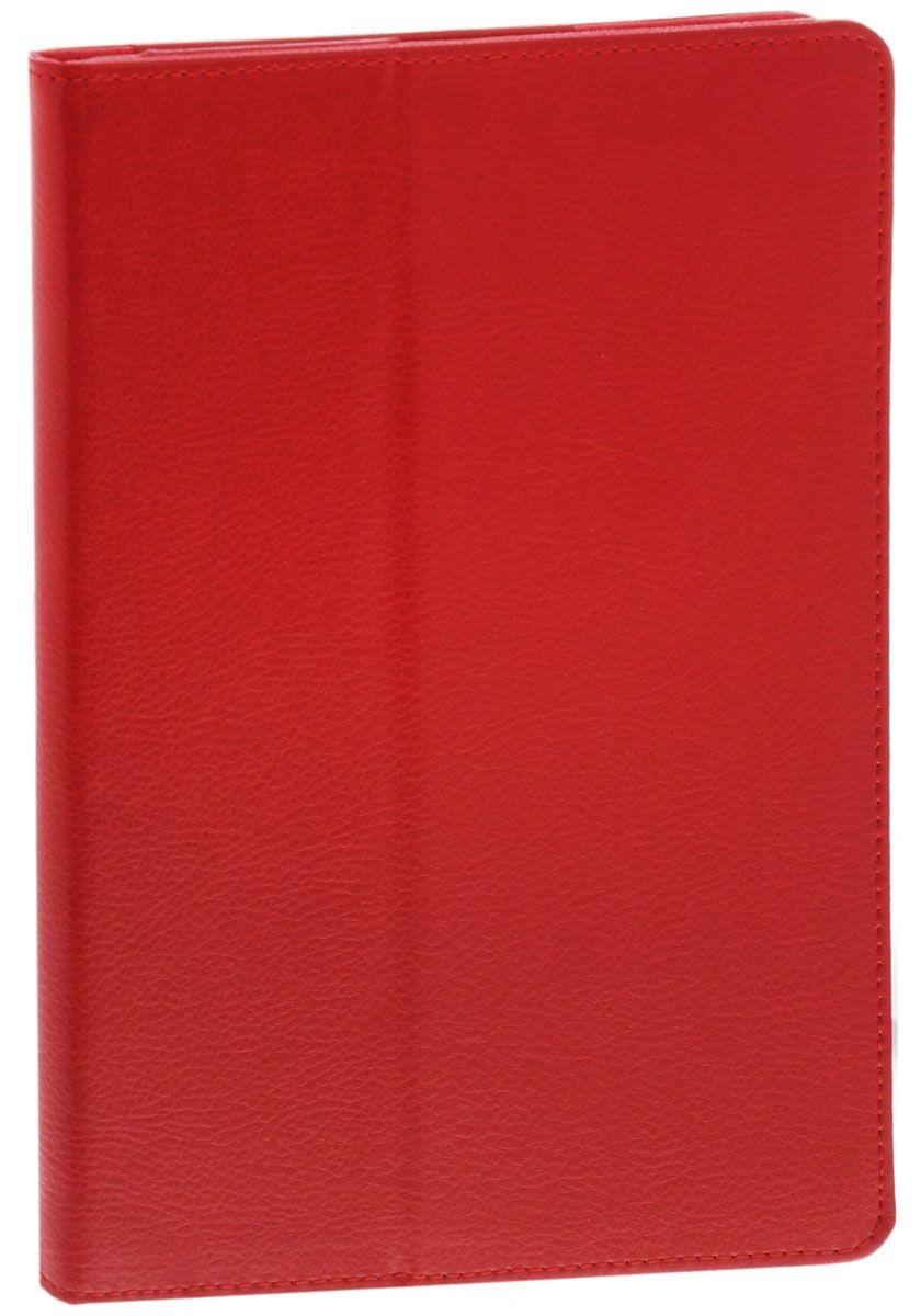 IT Baggage чехол для Lenovo IdeaTab 2 10 A10-30, RedBODYIP6SЧехол IT Baggage для планшета Lenovo IdeaTab 2 10 A10-30 надежно защищает ваше устройство от случайных ударов и царапин, а так же от внешних воздействий, грязи, пыли и брызг. Крышку можно использовать в качестве настольной подставки для вашего устройства. Чехол приятен на ощупь и имеет стильный внешний вид.Он также обеспечивает свободный доступ ко всем функциональным кнопкам планшета и камере.
