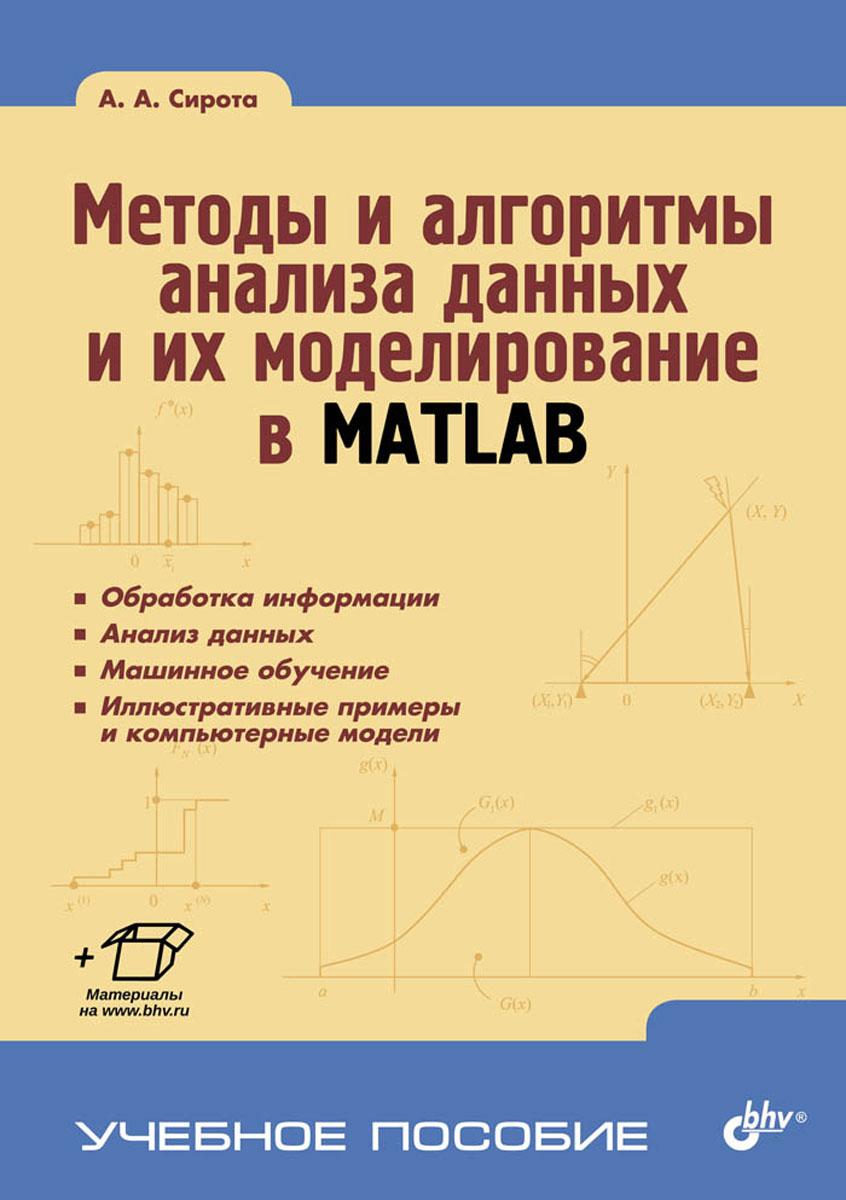 А. А. Сирота. Методы и алгоритмы анализа данных и их моделирование в MATLAB