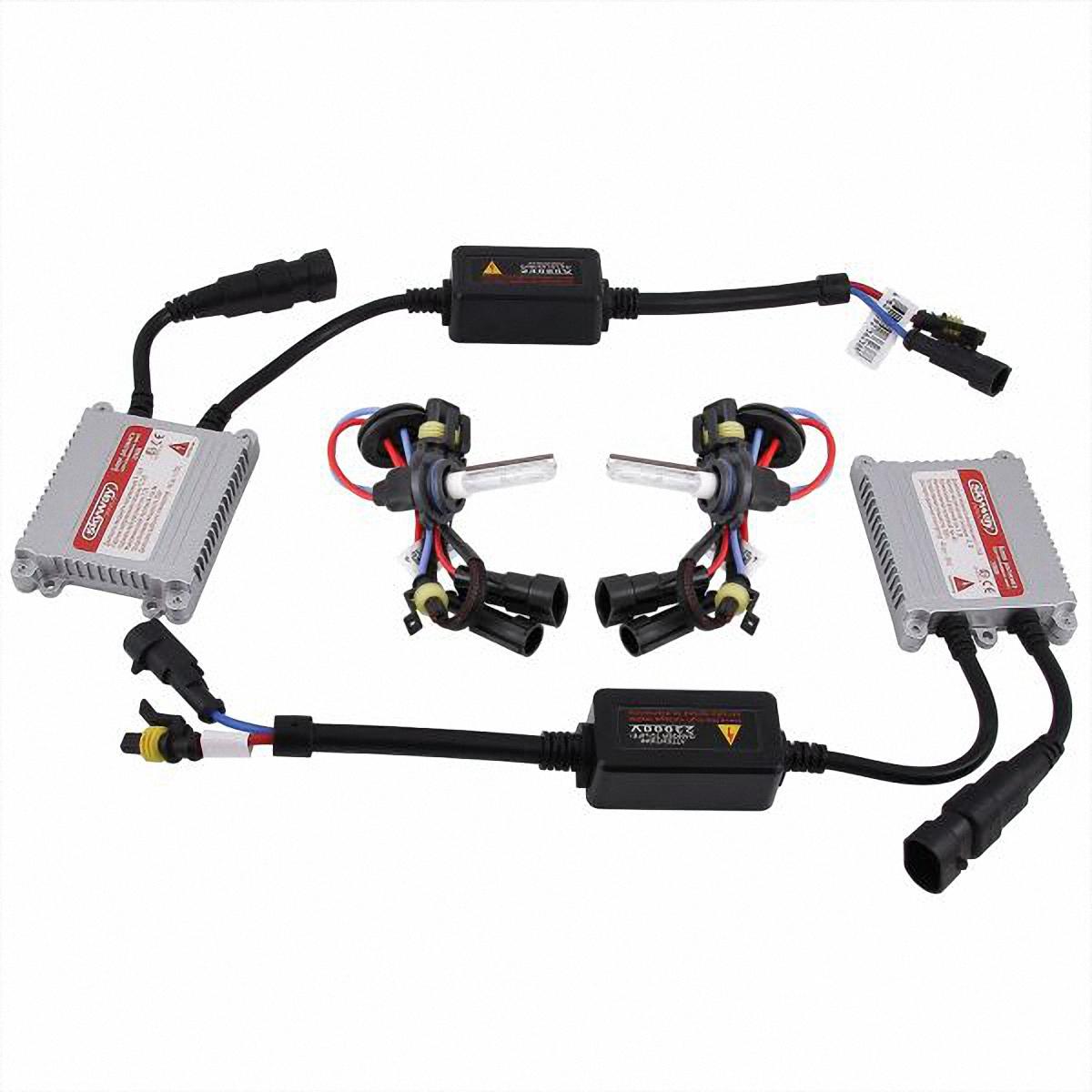 Skyway Автолампа ксенон 9006. S9006 4300K D13 12V35W10503Комплектация: Лампа газоразрядная ксеноновая – 2 шт. Блок розжига – 2шт. Винты для блока розжига – 6 шт. Гарантийный талон – 1 шт. Инструкция – 1 шт.
