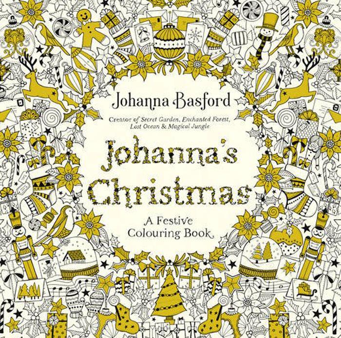 Johanna Basford. Johanna's Christmas: A Festive Colouring Book