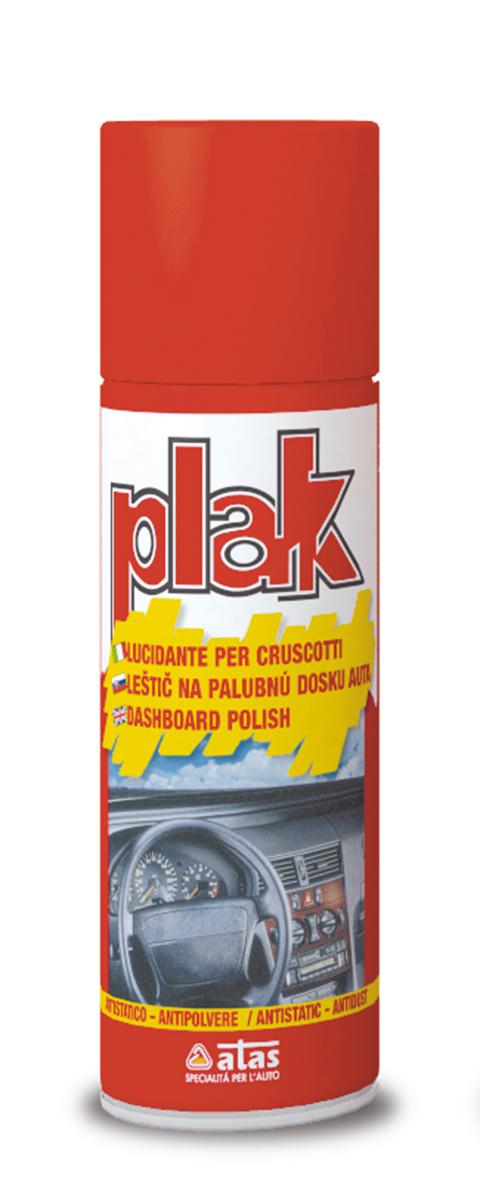 Полироль Atas Plak Fragola, для приборной панели и мебели, 200 млDAVC150Глянцевая полироль для приборной панели и мебели, с длительным действием и приятным запахом, антистатик.