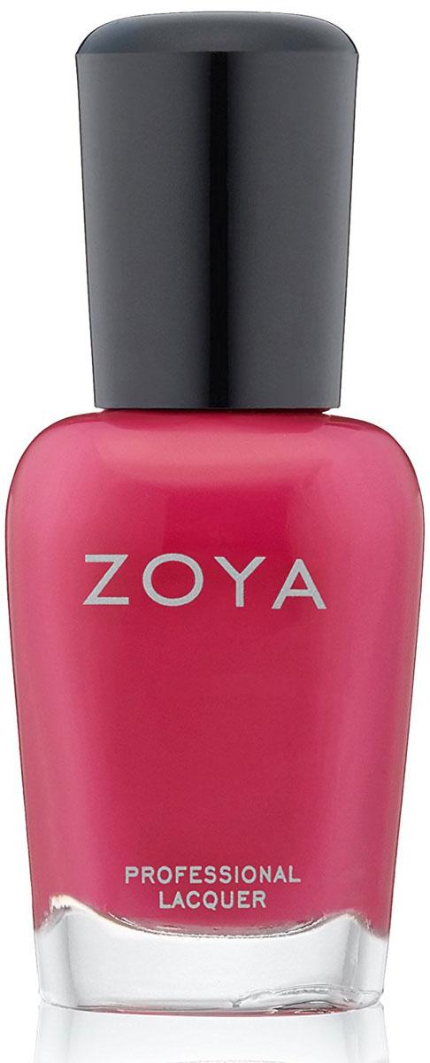 Zoya-Qtica Лак для ногтей №515 Dana 15 млRA-Основные Свойства Надежная,безопасная для здоровья формула с повышенной стойкостью Преимущества Один из самых стойких лаков для натуральных ногтей из всех когда-либо созданных. Формула лаков Zoya не содержит формальдегидов, камфары, толуола дибутилфталата (DBP) и фор- мальдегидного полимера. Все продукты Zoya содержат серные аминокислоты, которые присутствуют в ногтевой пластине; они образуют невидимые связи с ногтем и с каждым слоем лака по мере нанесения. Эти связи не только прочные, но и эластичные, благодаря структуре молекулы серной аминокислоты. Их прочность предотвращает отслаивание, а эластичность позволяет лаку уверенно закрепиться на ногтях.