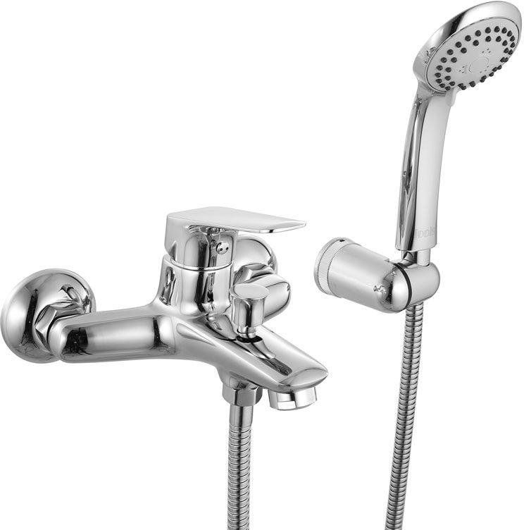 Смеситель для ванны Iddis Vinsente, с коротким изливом, цвет: хром655.01Смеситель для ванны Iddis Vinsente изготовлен из высококачественной первичной латуни, прочной, безопасной и стойкой к коррозии. Инновационные технологии литья и обработки латуни, а также увеличенная толщина стенок смесителя обеспечивают его стойкость к перепадам давления и температур.Увеличенное никель-хромовое покрытие полностью соответствует европейским стандартам качества, обеспечивает его стойкость и зеркальный блеск в течение всего срока службы изделия.Благодаря гладкой внутренней поверхности смесителя, рассекателям в водозапорных механизмах и аэратору он имеет минимальный уровень шума. Ручная фиксация дивертора позволяет комфортно принимать душ даже при низком давлении воды.Картридж Softap обеспечивает особую плавность хода ручки смесителя – для точной регулировки температуры и напора воды. Съемный пластиковый аэратор Neoperl гарантирует ровный и мягкий поток воды без брызг. Встроенный ограничитель потока оптимизирует расход воды без потери комфорта при использовании. В комплекте: лейка (3 режима) и шланг из нержавеющей стали длиной 1,5 м с защитой от перекручивания. Гарантия на смесители Iddis - 10 лет. Гарантия на лейку и шланг составляет 3 года.
