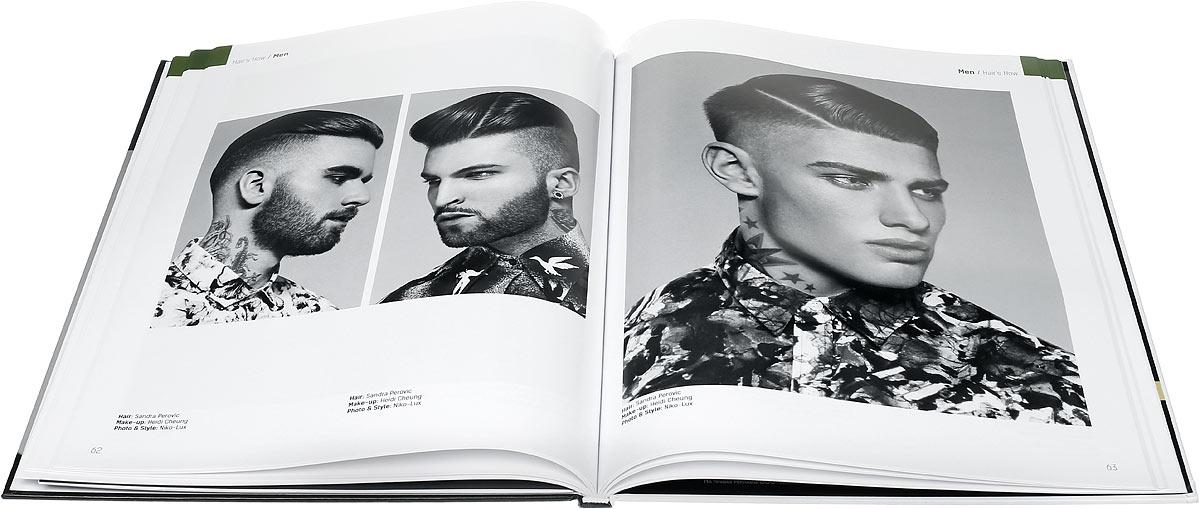 Hair's How. Мужские прически. Книга 4 (+ приложение)
