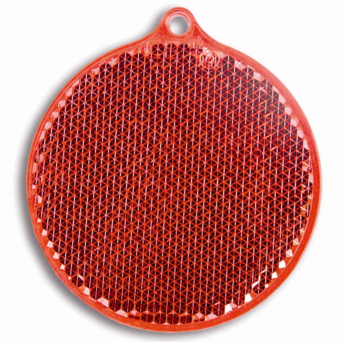 Светоотражатель пешеходный Coreflect Круг, цвет: красныйSC-FD421005Пешеходный светоотражатель — это серьезное средство безопасности на дороге. Использование светоотражателей позволяет в десятки раз сократить количество ДТП с участием пешеходов в темное время суток. Светоотражатель крепится на одежду и обладает способностью к направленному отражению светового потока. Благодаря такому отражению, водитель может вовремя заметить пешехода в темноте, даже если он стоит или двигается по обочине. А значит, он успеет среагировать и избежит возможного столкновения. С 1 июля 2015 года ношение светоотражателей вне населенных пунктов является обязательным для пешеходов! Мы рекомендуем носить их и в городе! Для безопасности и сохранения жизни!