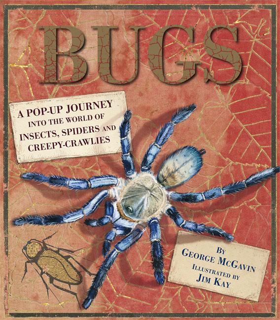 George McGavin. Bugs