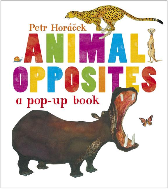 Petr Horacek. Animal Opposites