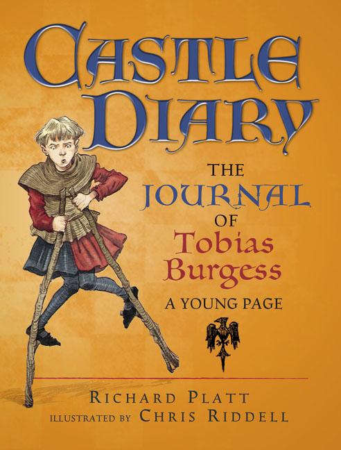 Richard Platt. Castle Diary