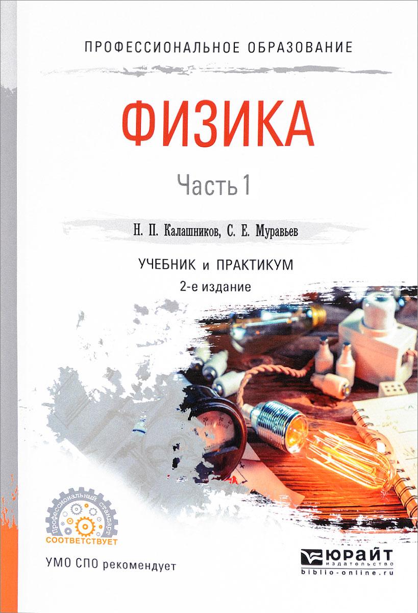Физика. В 2 ч. Часть 1. Учебник и практикум
