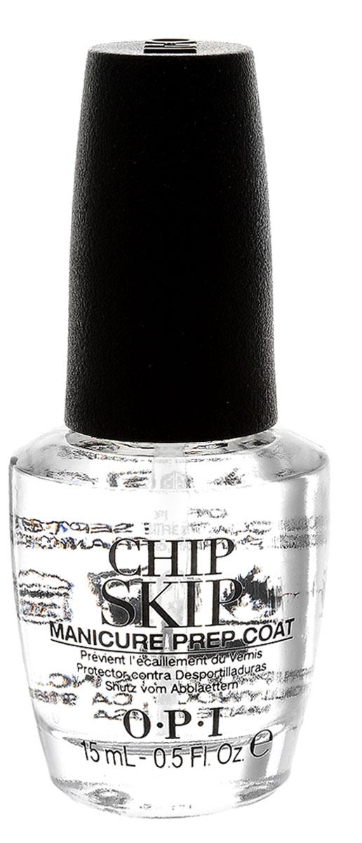 OPI Базовое покрытие для натуральных ногтей Chipscip, 15 мл