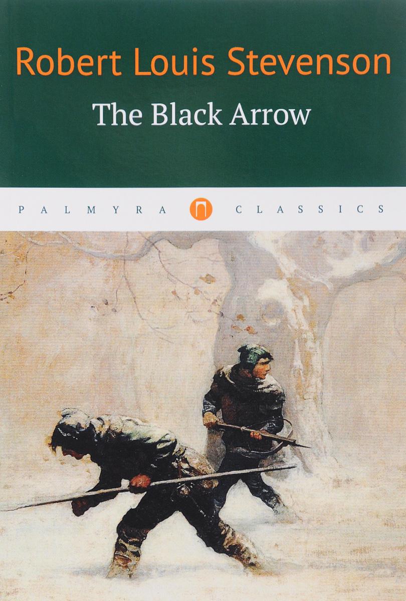 Robert Louis Stevenson The Black Arrow novel the arrow of love necklace for women