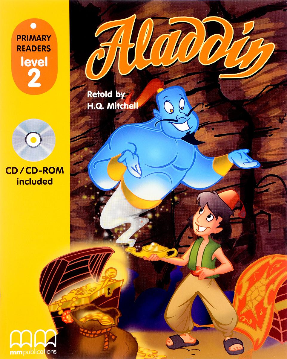 Aladdin: Level 2 (+ CD-ROM) judith dean aladdin and the enchanted lamp