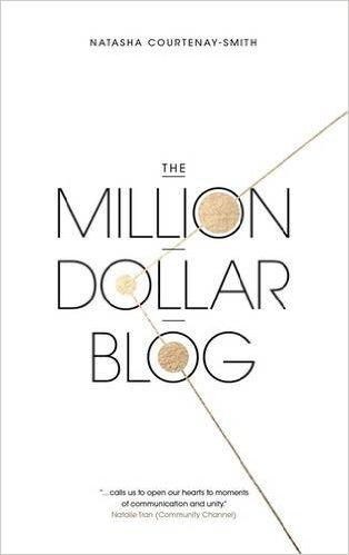 Natasha Courtenay-Smith The Million Dollar Blog blog