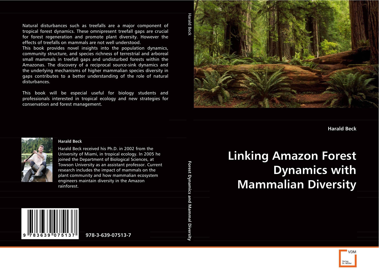 Linking Amazon Forest Dynamics with Mammalian Diversity zipower pm 4268