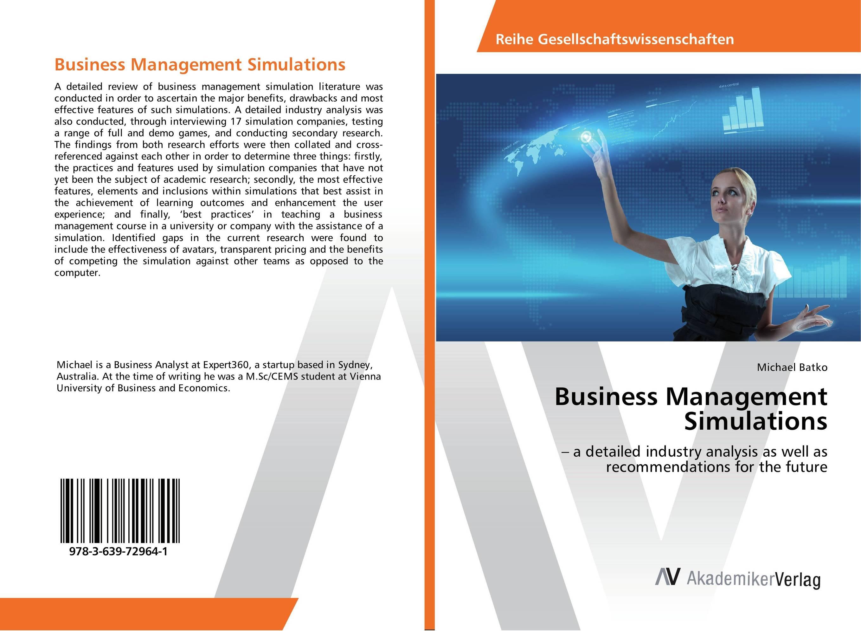 Business Management Simulations