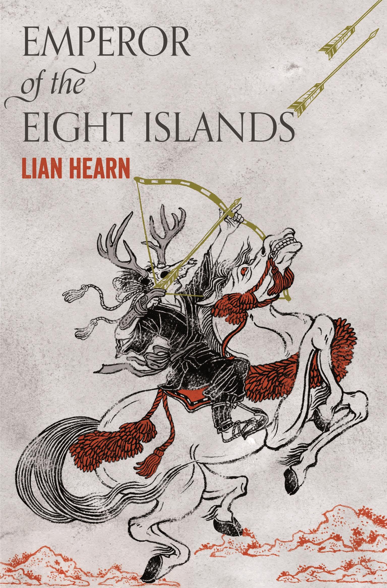 Книга Emperor of the Eight Islands. Lian Hearn