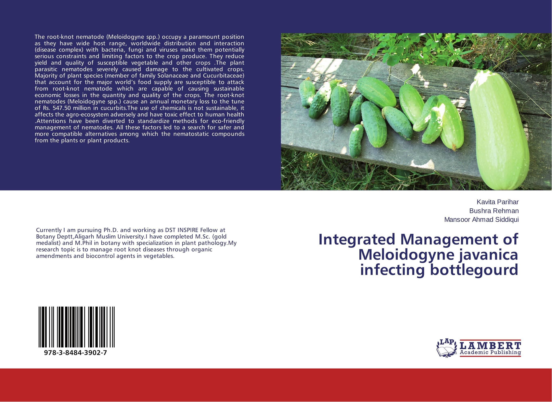 Integrated Management of Meloidogyne javanica infecting bottlegourd sheffilton колонна пятигоршковая медный антик
