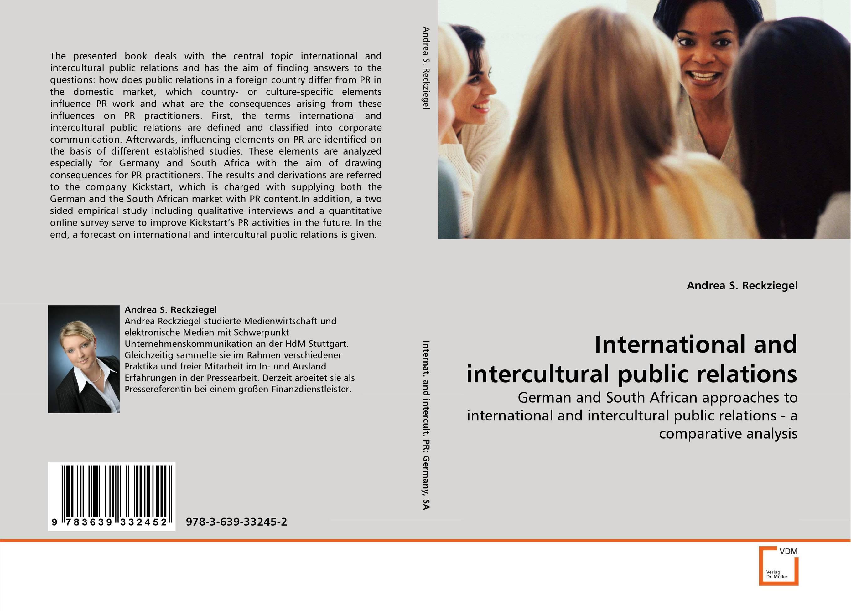 International and intercultural public relations