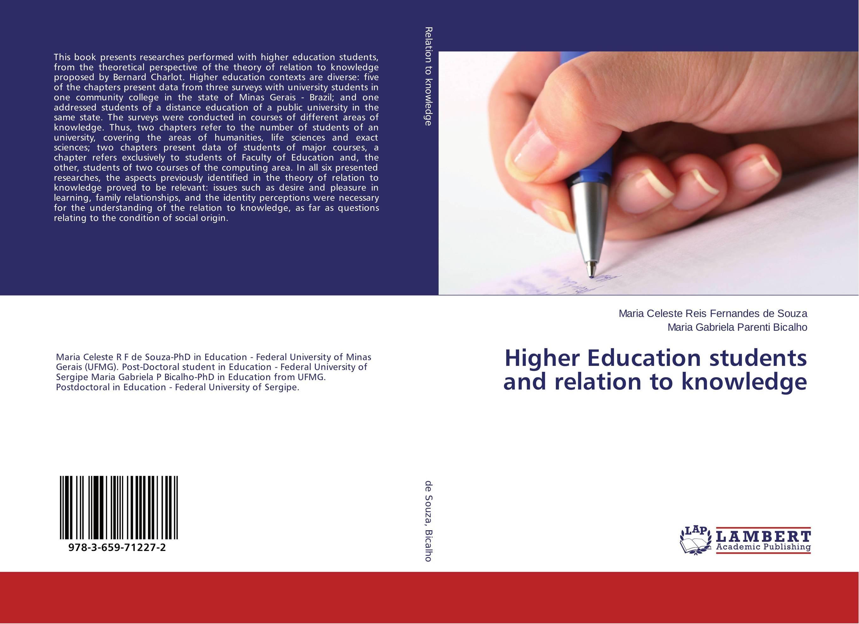 Higher Education students and relation to knowledge картридж brother lc1220m пурпурный для mfc j430w j825dw dcp j525w черный 300 стр lc1220m