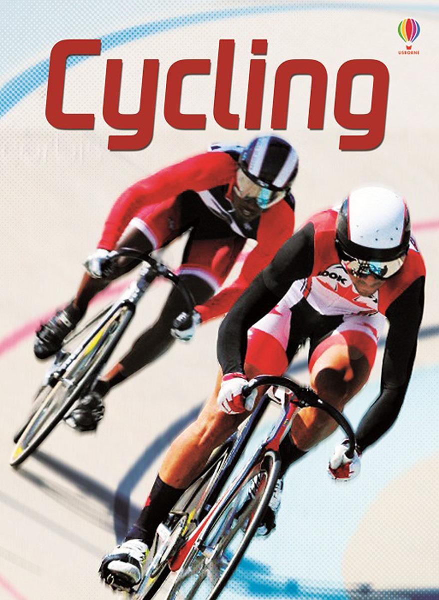 Hazel Maskell. Cycling