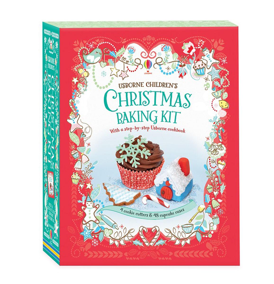 Abigail Wheatley, Fiona Patchett. Children's Christmas Baking Kit