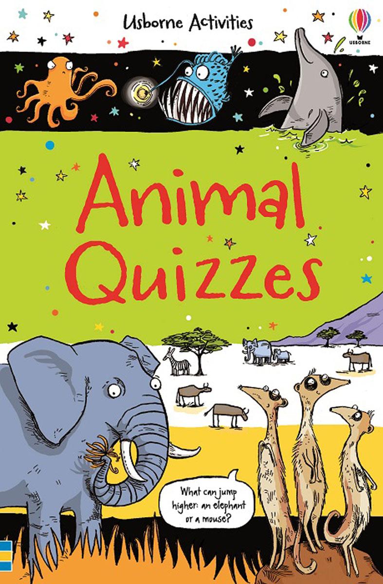 Simon Tudhope. Animal Quizzes
