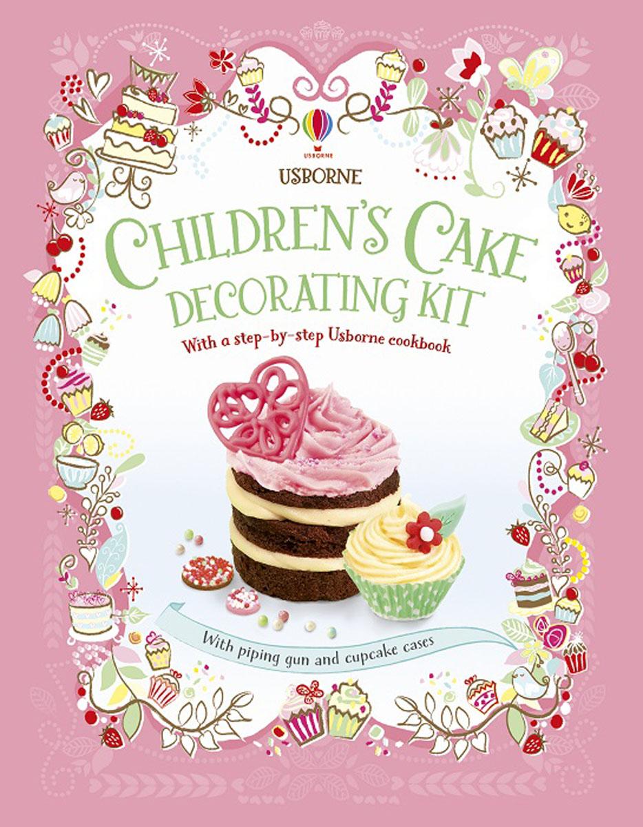 Abigail Wheatley. Children's Cake Decorating Kit