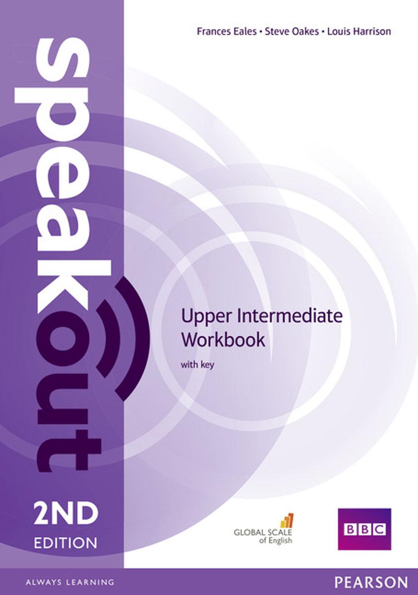 Speakout Upper Intermediate Workbook with Key (2Ed) reward upper intermediate practice book with key
