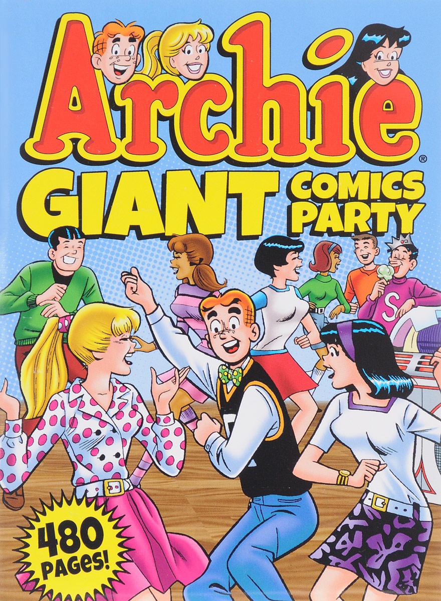 Archie Superstars Archie Giant Comics Party  петля дверная archie a010 d 100x70x3 2u l