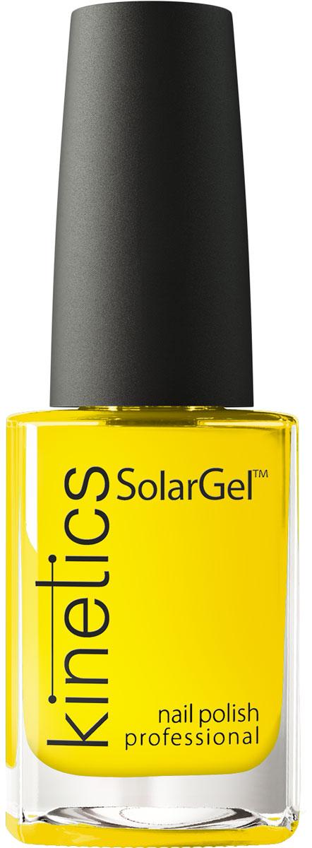 Kinetics Профессиональный лак SolarGel Polish 15 мл, тон 3666800Новое поколение профессиональных гелевых лаков для ногтей, которые наносятся как обычный лак, а выглядят как гель. Ультра модные и классические цвета, поражают своей стойкостью и разнообразием оттенков. Стойкость до 10 дней, не требует специальной сушки в UV/LED лампе. Рекомендуется использовать с верхним покрытием SolarGel Top Coat.