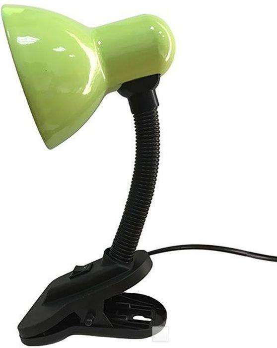 Настольный светильник REV Прищепка, цвет: зеленый. 25050 0NN-613-SW-YНастольный светильник REV Прищепка, цвет: зеленый. 25050 0