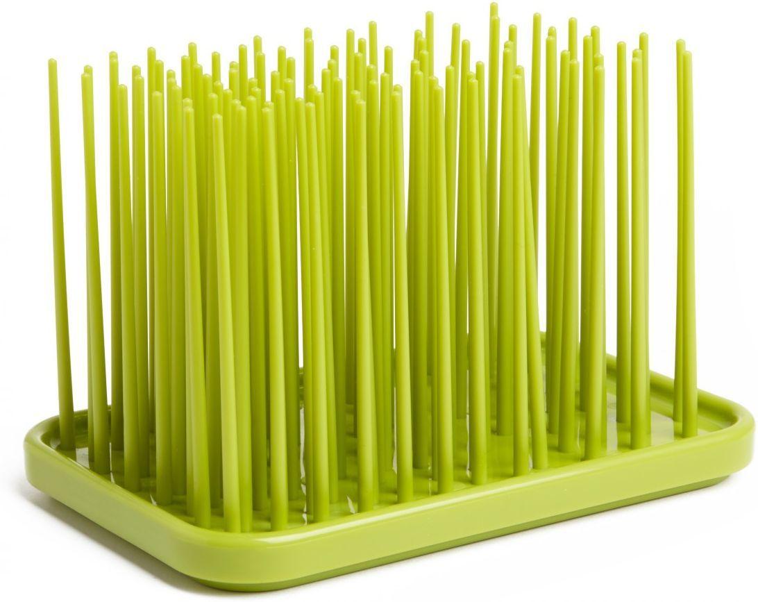 Органайзер Umbra Grassy, цвет: зеленый, 15,2 х 10,2 х 10,2 смUP210DFЗабавный многофункциональный органайзер, который можно использовать как подставку для канцтоваров, держатель для зубных щеток и пасты или для любых других целей. Он пригодится и в ванной, и на кухне, и в кабинете.