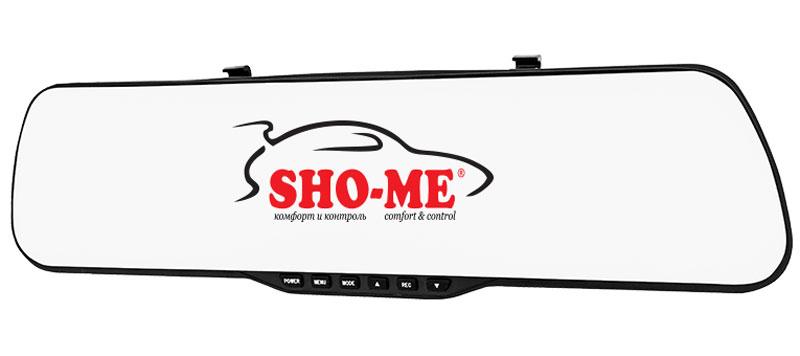 Sho-Me SFHD 400, Black видеорегистраторPlayMe-P450Видеорегистратор Sho-Me SFHD 400 встроен в зеркало заднего вида, что позволяет ему вписаться в интерьер большинства автомобилей как штатное.Sho-Me SFHD 400 станет вашим честным свидетелем во время дорожно-транспортного происшествия и поможет доказать собственную невиновность, поэтому весьма важно, чтобы устройство соответствовало всем современным требованиям.Номерной знак можно прочитать с расстояния до 20 метром от капота. Широкоугольный объектив позволяет захватить более широкий диапазон дорожного полотна.За счет встроенного G-сенсора происходит автоматическая блокировка файла во время аварии. Данная функция будет весьма полезна для пользователей, которые собираются оставлять регистратор включенным на парковке или стоянках.Процессор: Novatek 96220, матрица: H22 Формат записи/видеокодек: AVI / Motion JPEG Встроенная литий-ионовая батарея Циклическая запись Рабочая температура: от -20°С до +60°С
