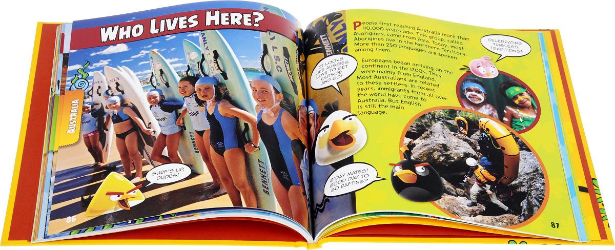 Angry Birds Playground. Atlas