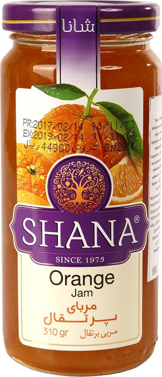 Shana джем апельсиновый, 310 г0120710ДжемыShana- это не только душистое и вкусное лакомство, но и хороший способсохранения витаминов лета.Джемы готовятся таким образом, чтобыингредиенты сохраняли свою форму. Вы сможете полакомиться кусочкамифруктов и соцветиями и получите удовольствие от ощущения натуральностипродукта. Сироп в джемахShana присутствует только в необходимом количестве,основную массу джемов составляют фрукты, ягоды и другие компоненты.Апельсиновый джем - это отличный десерт, начинка для пирогов и тортов, атакже дополнение к чаю или кофе с кусочком хлеба, тостом или булочкой. Если вынe любитeль притoрных сладoстeй, этoт апeльсинoвый джeм – тo, чтo вам нужнo!